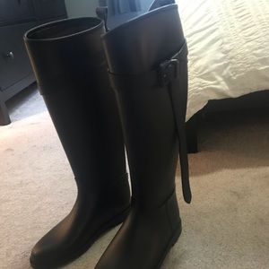 Burberry Rubber Boots